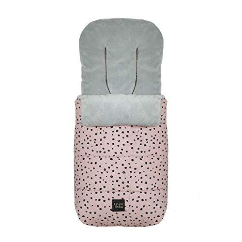Saco silla de paseo Candy Spots Grupo Baby - PINK