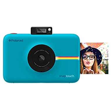 Polaroid Snap Touch Portable Instant Print Digital Camera with LCD Touchscreen Display