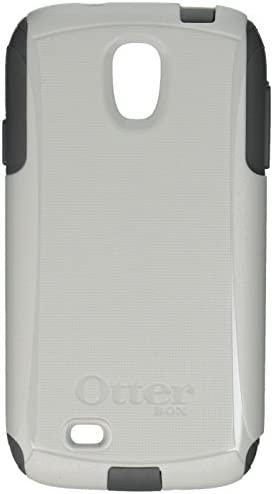 OtterBox Commuter Series Case for Samsung Galaxy S4 Glacier Gray White product image