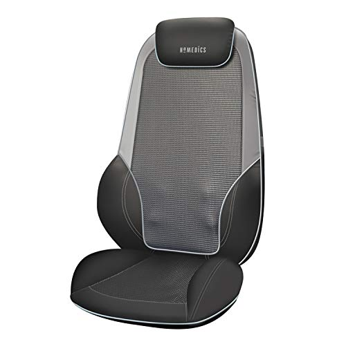 HoMedics ShiatsuMax 2.0 - Electric Heated Shiatsu...