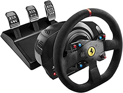 Thrustmaster T300 Ferrari Integral Alcantara Edition (PS4 & PC)