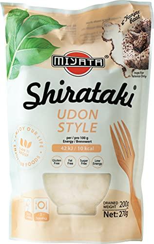 MIYATA -   Shirataki, Udon,