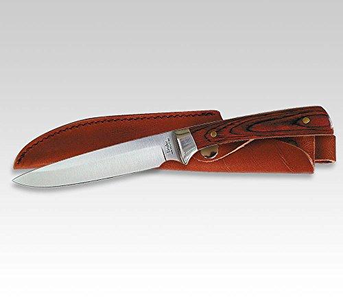 LINDER Jagdmesser mit Pakkaholzschalen