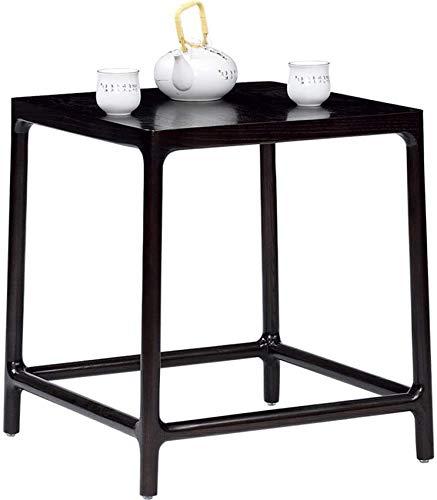 SBDLXY Table d'appoint de canapé Zen en Bois, Table Basse multifonctionnelle Moderne, personnalité de la Chambre à Coucher côté Chevet Coin Salon Petit Appartement Petite Table