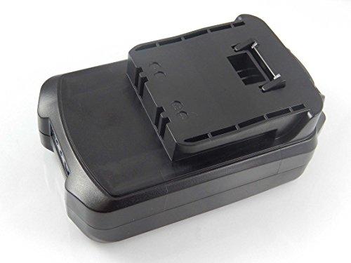 vhbw Li-Ion Akku 1500mAh (18V) für Elektro Werkzeug Meister Craft 5451260, 5451370, BBR-180, BBR180, MAS 180 wie 5451270, R18/65.