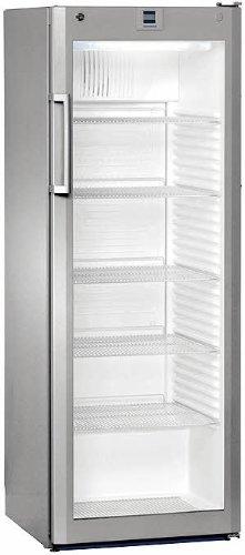 Liebherr FKvsl 3613Premium autonome Silber Kühlschrank Getränkespender–Kühlschränke Getränkespender (autonome, silber, rechts, R600a, 1–15°C, 348L)