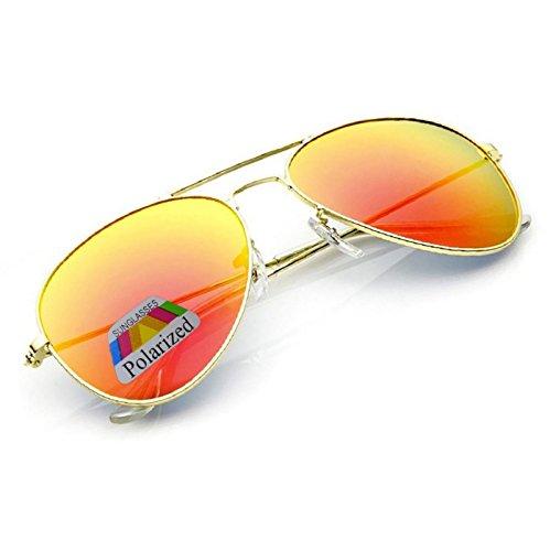 4sold 1976, gepolariseerde zonnebril voor dames en heren, 100% UV400-bescherming, voor autorijden