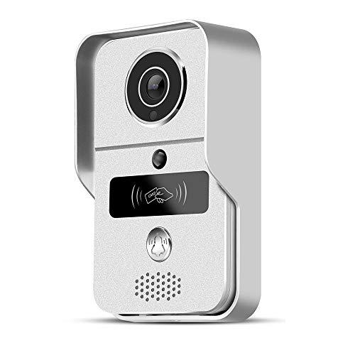 GIAO HD deurbel WiFi intelligente twee-weg spraaktoegangskaartenbesturing app Unlock Ring Ding Dong