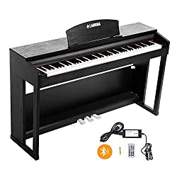 LAGRIMA LG-803 Weighted Digital Piano - Best Weighted Keyboard Pianos