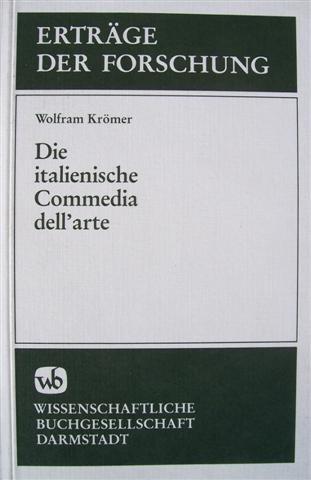 Die italienische Commedia dell'arte