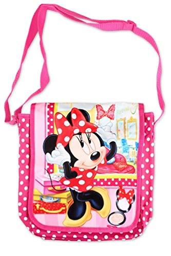 Minnie Mouse Kindergarten-Tasche Umhänge-Tasche Schulter-Tasche