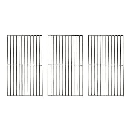 TAINO Edelstahlrost Set für Platinum 4+2 Black 4+1 Gasgrill