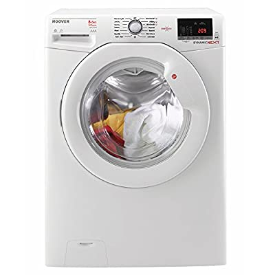 Hoover WDXOC485A 1400rpm Washer Dryer 8kg/5kg Load Class A White