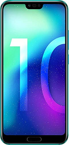 Honor 10 5.84' SIM Doble 4G 4GB 128GB 3400mAh Verde - Smartphone (14,8 cm (5.84'), 4 GB, 128 GB, 24 MP, Android 8.0, Verde) [Versión extranjera]