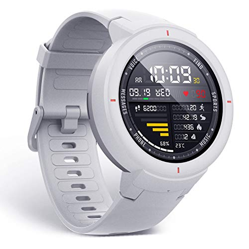 Smartwatch Xiaomi Amazfit Verge Gps/Global Branco Original