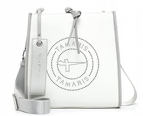 Tamaris Celine Crossover Bag White