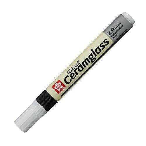 サクラクレパス ペイントマーカー セラムグラス 中字 GKM-P#49 ブラック