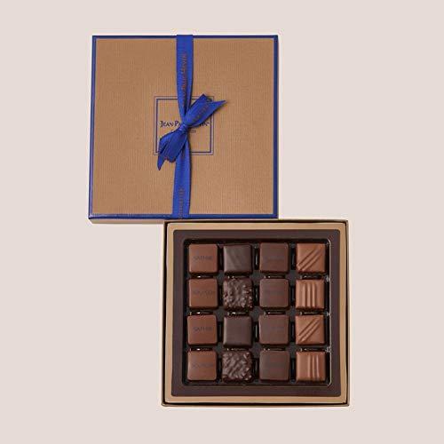 ジャン=ポール・エヴァン 高級 ボンボン ショコラ おまかせ16個 冷蔵便