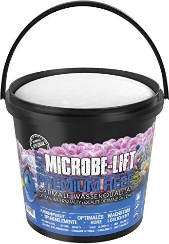 MICROBE-LIFT Premium Reef - Meersalz für optimale Wasserwerte und gesundes Wasser, 10 kg
