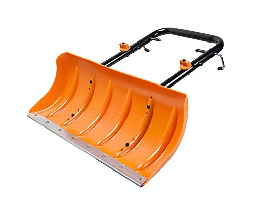 Check Out This Worx WA0230 AeroCart Wheelbarrow Snow Plow (4-Units)