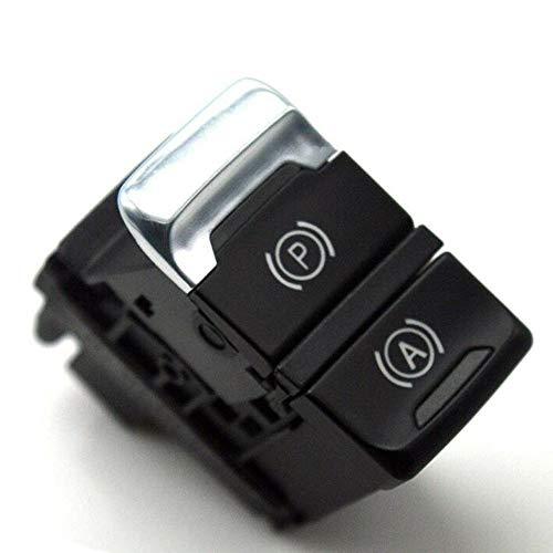 KUANGQIANWEI Botonera elevalunas Cambio de Freno de Mano electrónico Aparcamiento Fit Fit for Audi A4 S4 B8 Q5 A4 FIT FOR AlliOrt Fit for Quattro A5 2009 2010 2011 2012 2013 2014 2014