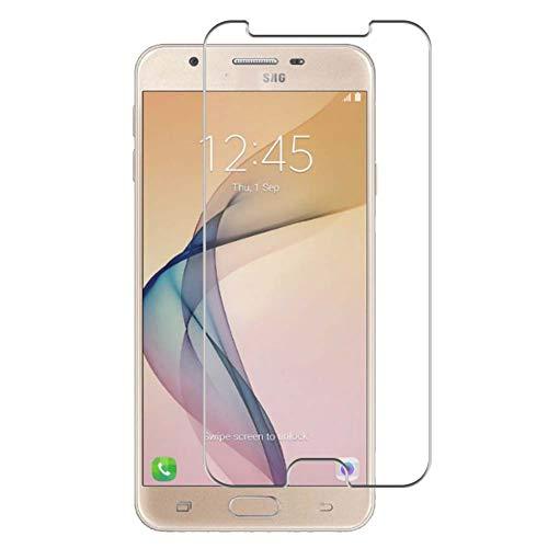 Vaxson 4 Unidades Protector de Pantalla, compatible con Samsung Galaxy On5 2016 G5700 J5 Prime [No Vidrio Templado] TPU Película Protectora