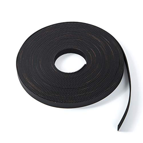 3D-Printeraccessoires 10mm breedte distributieriem GT2 2mm Pitch Rubber Polyester for 3D printer (open-band) 10M