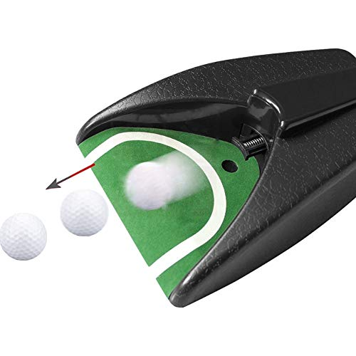 Check Out This TreeLeaff Golf Automatic Putting Cup,Training Aid Putting Green, Golf Hole Auto Retur...