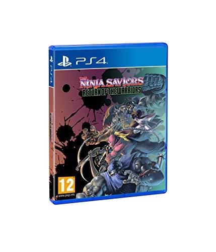 The Ninja Saviors: The Return of the Warriors