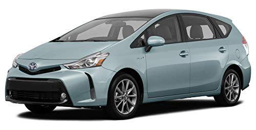 2015 Toyota Prius V Five, 5-Door Wagon (SE), Sea Glass Pearl