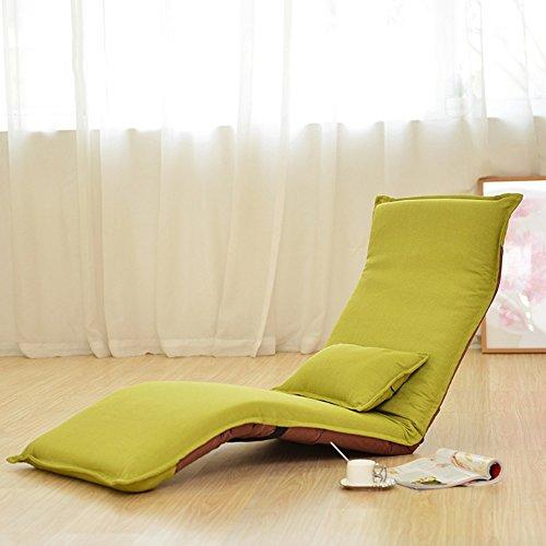 Sofá Perezoso Silla Plegable Silla de Oruga Silla de sofá Informal Silla de Dormitorio