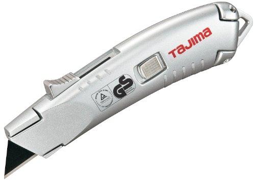 Tajima V-REX Sicherheitsmesser mit automatischem Klingeneinzug, 1 Stück, TAJ-10244