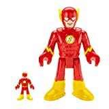 Imaginext- DC Super Friends Figura de acción niñas, 25 cm (Mattel GPT44)...