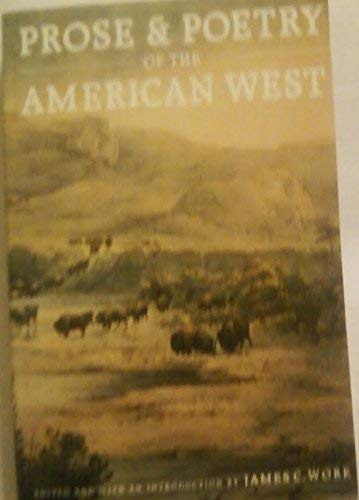 Prose and Poetry of the American West