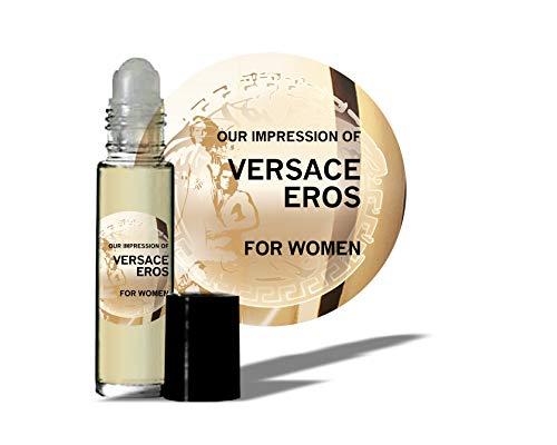 MoBetter Fragrance Oils' Impression of Eros for Women (10ml Roll On)