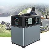 XTPower XT-400Wh Hochleistungsakku Energiespeicher mit Lithium-Ionen Zellen - Solar Generator - AC 220V 300W zusätzlich 12V, USB und KFZ Ausgang