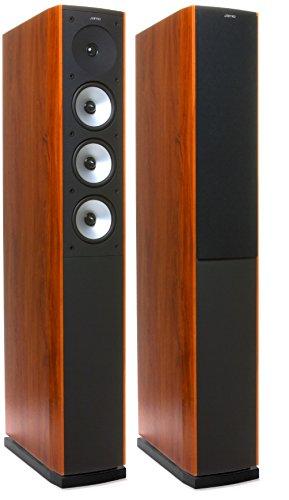 Jamo Studio S 628  Standlautsprecher,  3-wege Bass Reflex dunkel Apfel