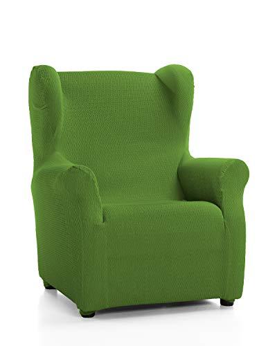 Martina Home Tunez Sesselbezug Ohrensessel Ohrensessel grün