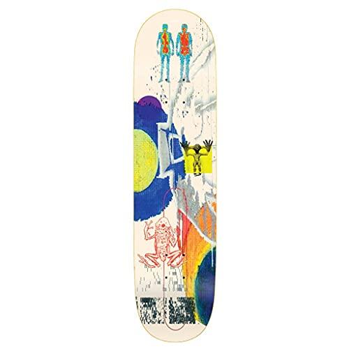 Quasi Skateboard-Brett Deck Multi 99, 21 cm