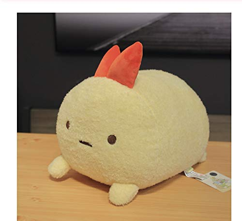 Doll Soft Kawaii gebakken garnalen Knuffels Fluffy Pillow Anime Cartoon Kinderen Kids Birthday Gifts Present Home Decoration 30CM