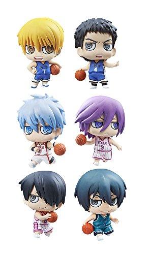 Kuroko no Basuke Petit Chara assortiment trading figures 6 cm Game Edition 1st Quarter (6)