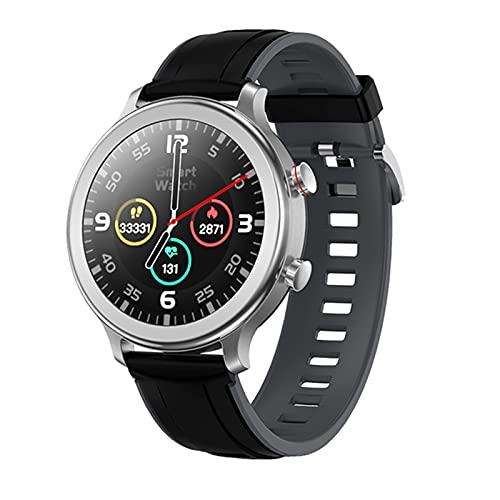 ZGNB MT18 Smart Watch, 1.28 Pulgadas, IP67 Impermeable, Soporte De Gestión Femenina De Salud/Llamada Bluetooth/Monitoreo De Ritmos Cardíaca,C