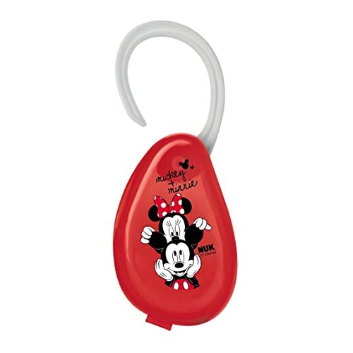 Nuk 10256415 Disney Topolino Catenella Porta Succhietto