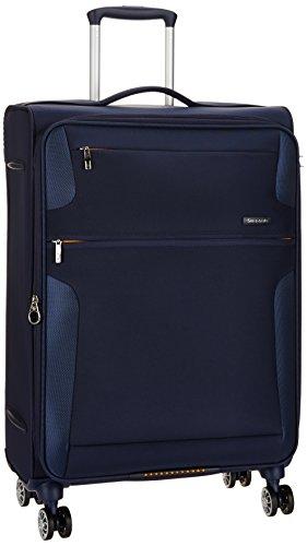 [サムソナイト] スーツケース キャリーケース CROSS LITE クロスライト スピナー66 エキスパンダブル 容量拡張機能 無料預入受託サイズ 保証付 74L 70 cm 3.1kg ノーティカルブルー