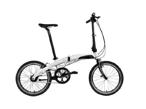 Dahon FD3104 - Bicicleta , 20 in, color negro