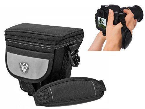 Progallio 4250946118222 Estuche para cámara fotográfica - Funda (Funda, Nikon, L340/L840/B500, Tirante para Hombro, Negro)