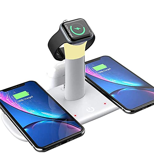 receptor carga inalambrica iphone de la marca YOVDA