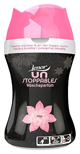 Lenor unstoppables Bliss Ropa Perfume, 2 unidades (2 x 180