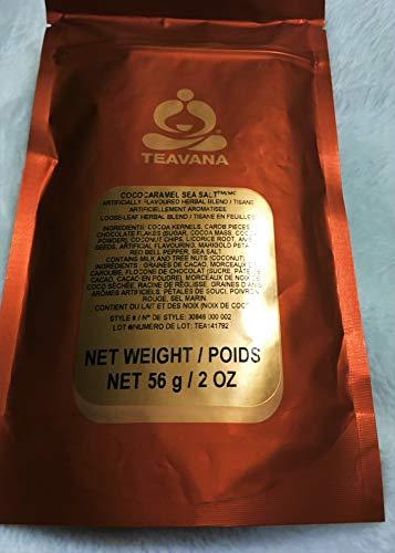 Teavana CocoCaramel Sea Salt Herbal Tea