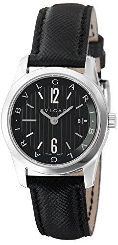 [ブルガリ] 腕時計 ST30BSLD 並行輸入品 ブラック